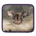 Eagle de oro funda para iPads