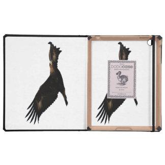 Eagle de oro iPad fundas