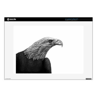 "Eagle Decal For 15"" Laptop"