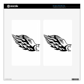 eagle decal for kindle fire
