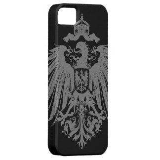 Eagle del imperio alemán iPhone 5 carcasas