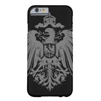 Eagle del imperio alemán funda de iPhone 6 barely there