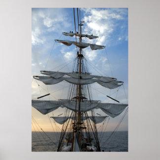 Eagle del mar poster