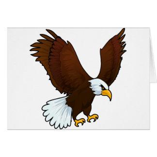 Eagle Design Card