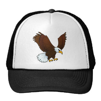 Eagle Design Trucker Hat
