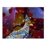 Eagle - № divino 31 del vagabundo tarjetas postales