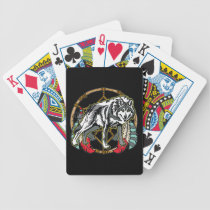 Eagle Dreamcatcher Bicycle Playing Cards