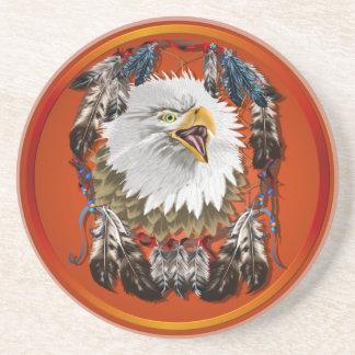 Eagle Dreamcatcher Coasters