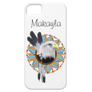 Eagle Dreamcatcher Phone Case