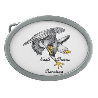 Eagle Dreams Promotions Belt Buckle