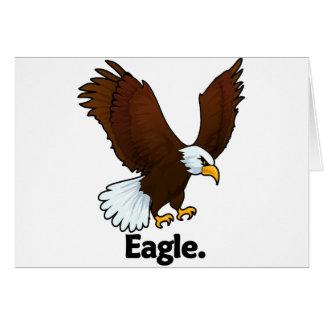 Eagle. Eagle Card
