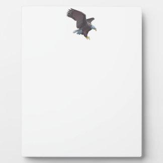 Eagle Eagle Plaque