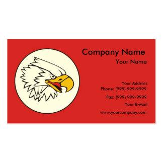 Eagle/emblema de American Eagle Tarjetas De Visita