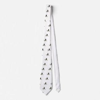 Eagle en rama corbata