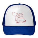 Eagle en un gorra de la taza de la espuma de polie