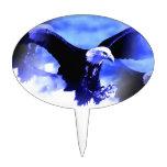Eagle en vuelo figuras de tarta