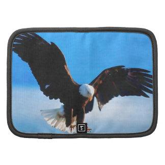Eagle en vuelo organizador