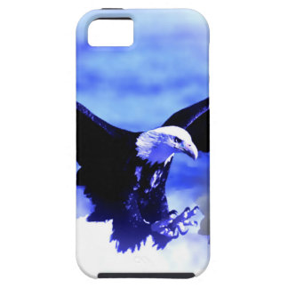 Eagle en vuelo iPhone 5 Case-Mate carcasa