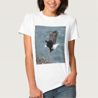 Eagle en vuelo polera
