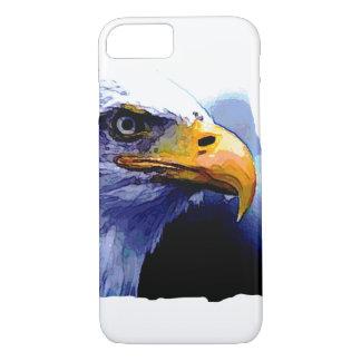 Eagle Eye Artwork iPhone 7 Case