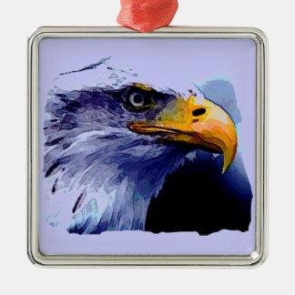 Eagle Eye Christmas Tree Ornament