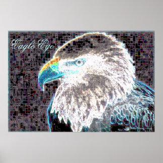 Eagle Eye Print