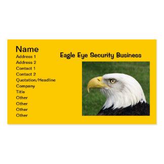 Eagle Eye Security Business Card