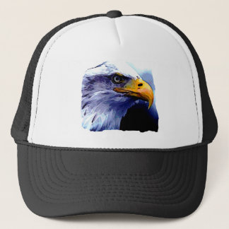 Eagle Eye Trucker Hat