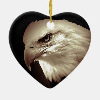 Eagle Eyes Ornament