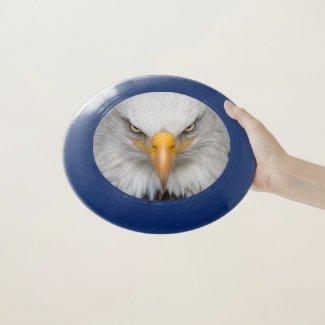 Eagle Eyes Wham-O Frisbee