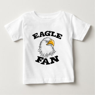 Eagle Fan Baby T-Shirt