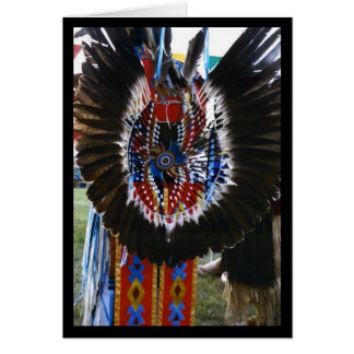 Eagle Feather Greeting Card