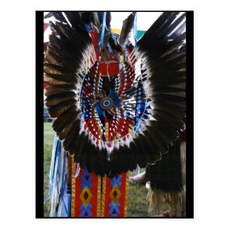 Eagle Feather Post Cards