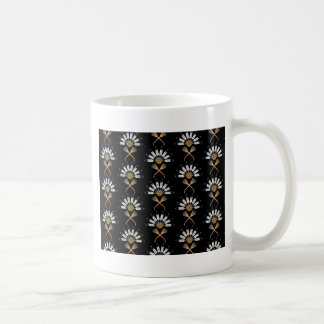 Eagle Feathers with Fans Coffee Mug