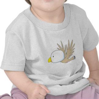 Eagle feliz camiseta