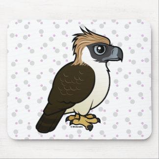 Eagle filipino tapete de ratón