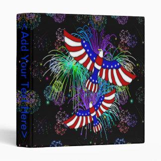 Eagle Fireworks Binder