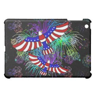 Eagle Fireworks iPad Mini Cases