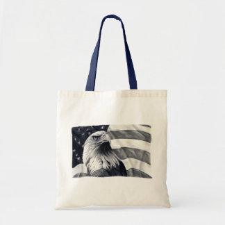 Eagle & Flag Bag