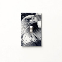 Eagle & Flag Light Switch Cover