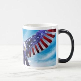 Eagle Flag Mug
