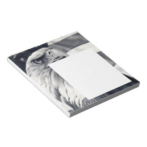 Eagle & Flag Notepad