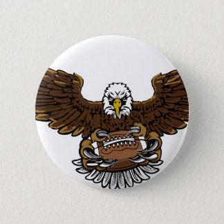 eagle football button