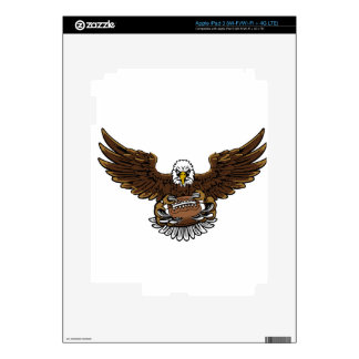 eagle football decal for iPad 3