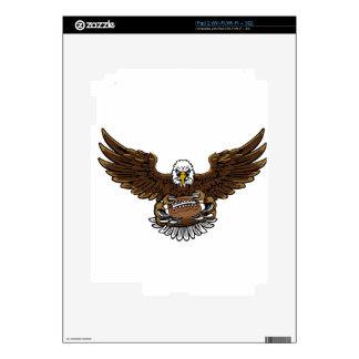 eagle football iPad 2 decals