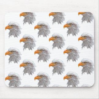 Eagle Frenzy Mousemat (Choose Colour) Mouse Pad