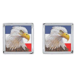 Eagle Gemelos Plateados