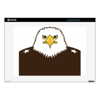 "Eagle General Decal For 15"" Laptop"