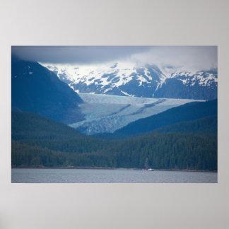 Eagle Glacier Poster