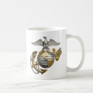 Eagle Globe Anchor Mug